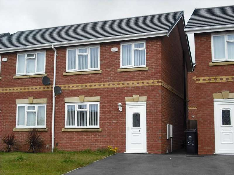 3 Bedrooms Semi Detached House for sale in Westhead Avenue, Kirkby, Liverpool, Merseyside