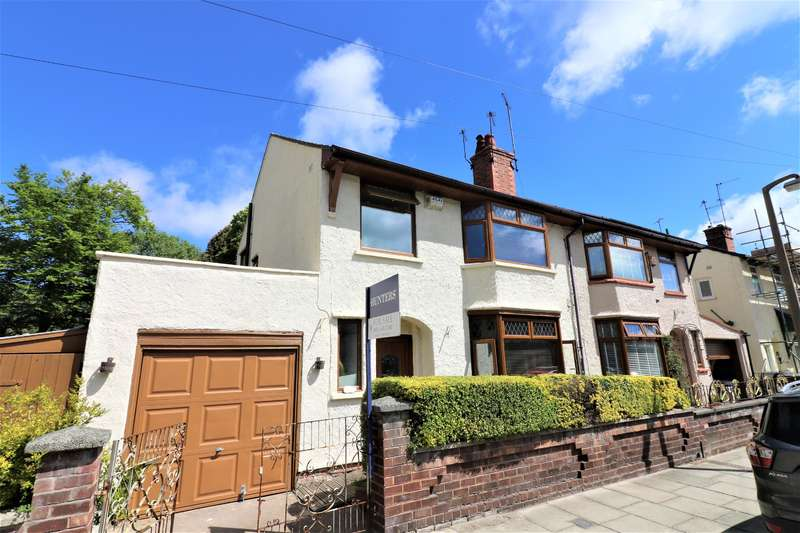 3 Bedrooms Semi Detached House for sale in Pendennis Road, Wallasey, CH44 9BX