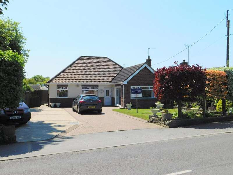 3 Bedrooms Detached Bungalow for sale in Sea Road, Chapel St. Leonards, Skegness, PE24 5RX
