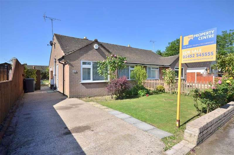 2 Bedrooms Bungalow for sale in Tintern Road, Tuffley, Gloucestershire, GL4