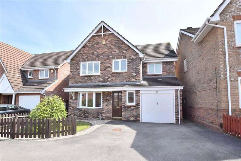 4 Bedrooms Detached House for sale in Great Grove, Abbeymead, Gloucester