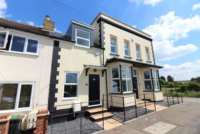 2 Bedrooms Semi Detached House for sale in Hitchin Road, Shefford, SG17