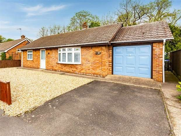 3 Bedrooms Detached Bungalow for sale in Park Avenue, Sutterton, Boston, Lincolnshire