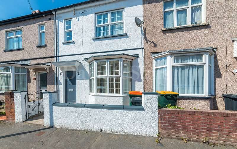 3 Bedrooms Terraced House for sale in Wyevern Road , Newport, Gwent . NP19 8JN