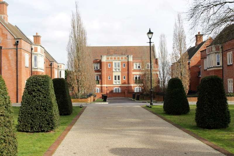 2 Bedrooms Flat for sale in Abbey Gardens, Upper Woolhampton, Reading, RG7