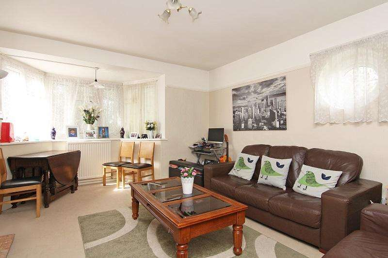 2 Bedrooms Flat for sale in Edendale, Creswick Road, Acton, London, W3