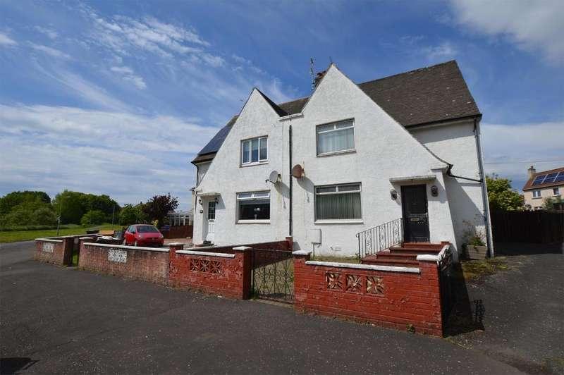 3 Bedrooms Semi Detached House for sale in 31 Waterside Road, KILWINNING, KA13 7BW