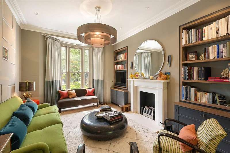 4 Bedrooms Semi Detached House for sale in Westbourne Park Road, Notting Hill