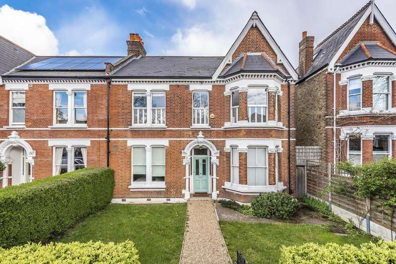 4 Bedrooms Flat for sale in Rosendale Road, West Dulwich