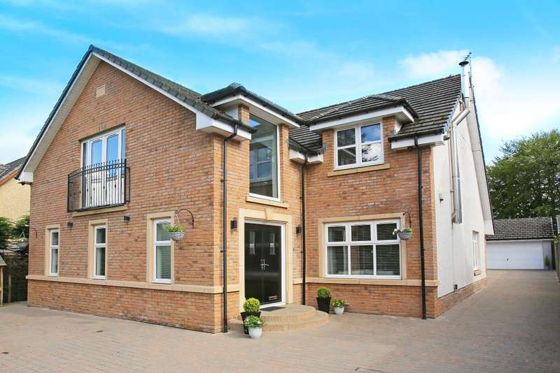 5 Bedrooms Detached House for sale in 18 Glenorchard Road, Balmore, G64 4AJ