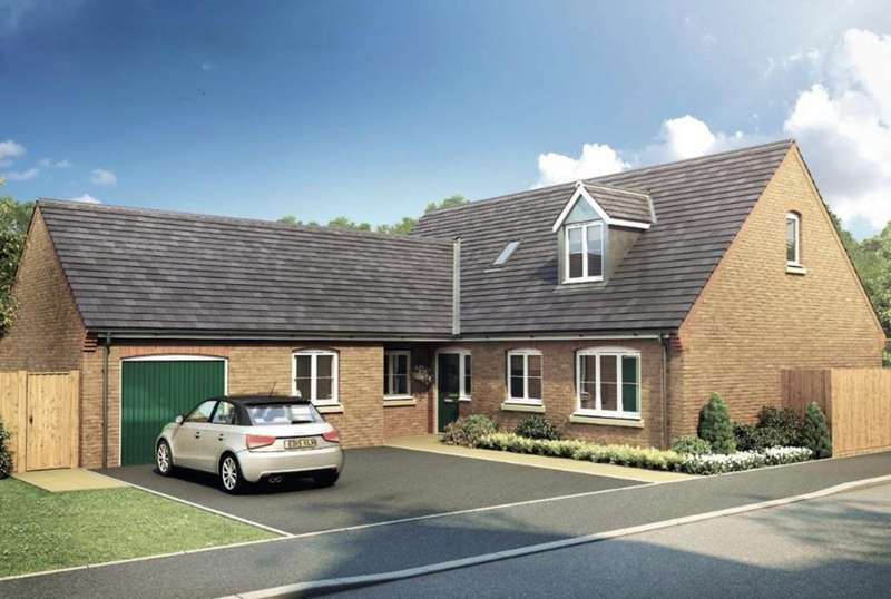 4 Bedrooms Detached Bungalow for sale in Plot 44 The Folkingham, Pinchbeck Field, Spalding