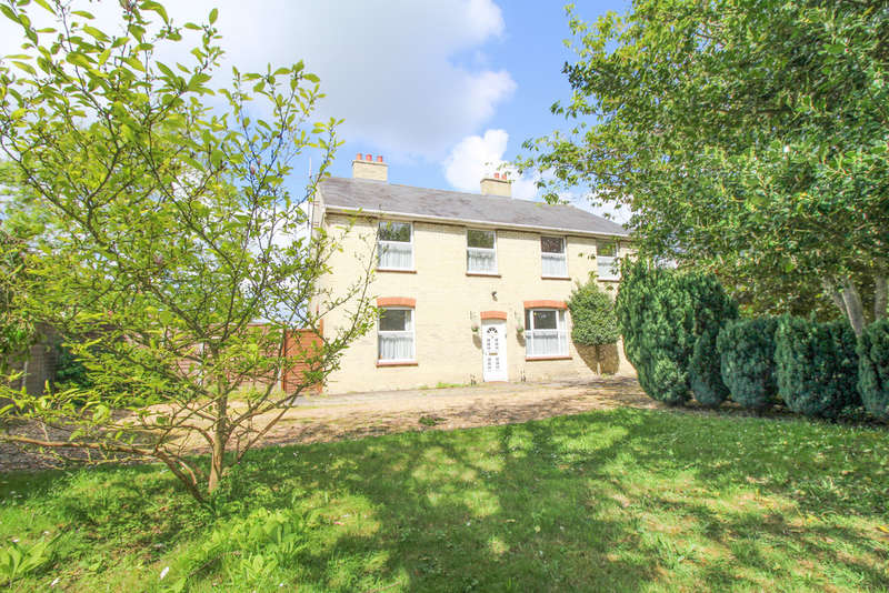 4 Bedrooms Detached House for sale in The Causeway, Burwell