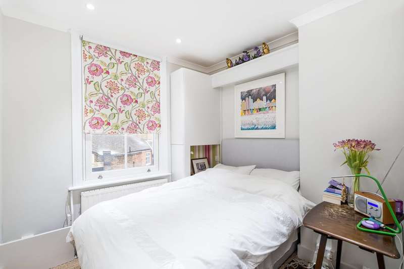 2 Bedrooms Maisonette Flat for sale in Vauxhall Grove, Vauxhall, SW8