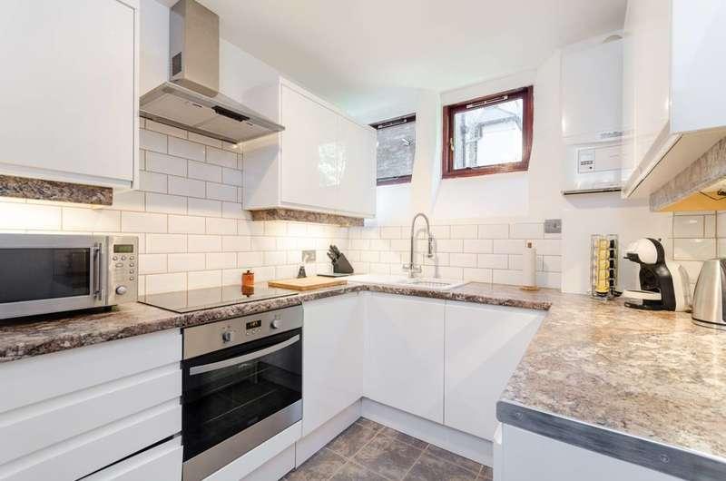 1 Bedroom Flat for sale in Waldegrave Road, Crystal Palace, SE19
