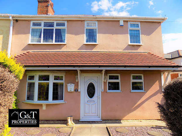 3 Bedrooms Semi Detached House for rent in Hillcrest Avenue, Brierley Hill, DY5
