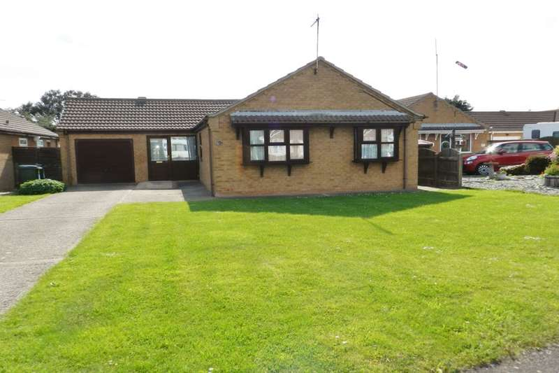 3 Bedrooms Detached Bungalow for sale in Brooke Drive, Mablethorpe, LN12