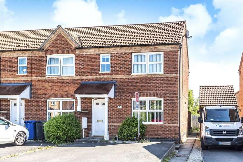3 Bedrooms Semi Detached House for sale in Wordsworth Road, Cherry Willingham, LN3
