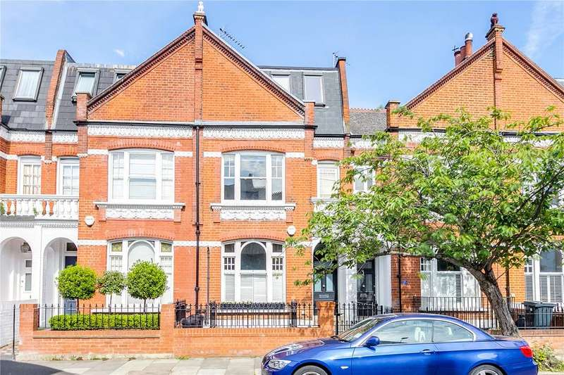 6 Bedrooms Terraced House for sale in Bowerdean Street, Parsons Green, London