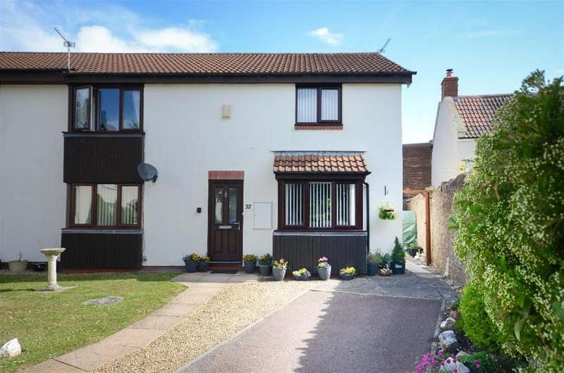 2 Bedrooms End Of Terrace House for sale in Westerleigh Road, Downend, Bristol, BS16 6AZ
