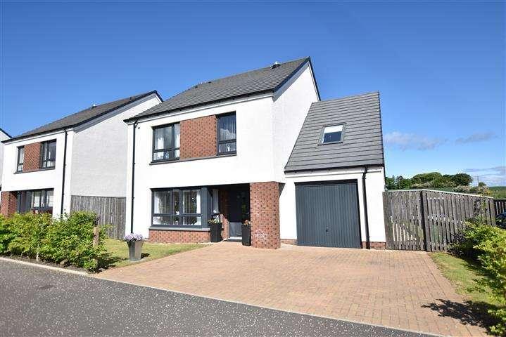 5 Bedrooms Detached Villa House for sale in 58 Cumbrae Drive, Doonfoot, KA7 4GA