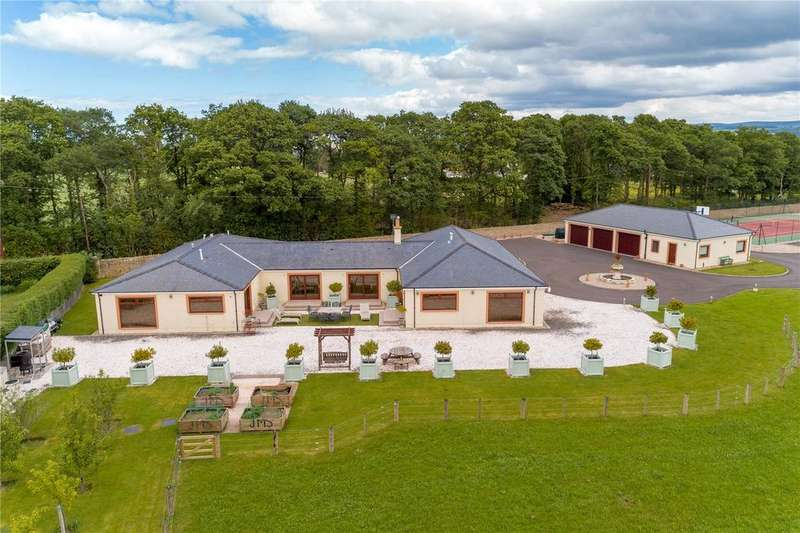 4 Bedrooms Equestrian Facility Character Property for sale in Letham Mains Holdings, Haddington, East Lothian, EH41