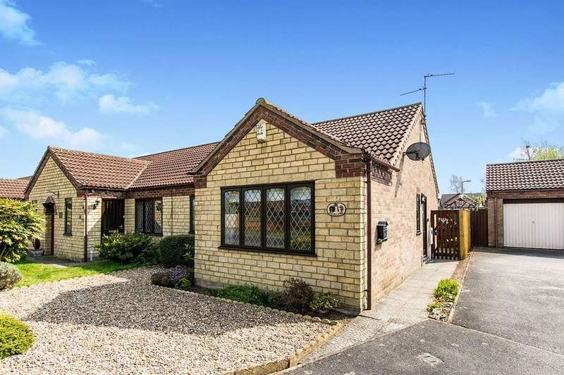 2 Bedrooms Bungalow for sale in Malvern Close, North Hykeham, Lincoln, LN6