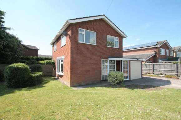 3 Bedrooms Detached House for sale in Apeldoorn Gardens, Spalding