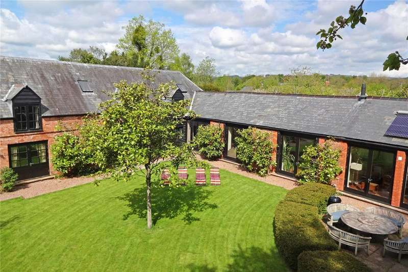 5 Bedrooms Unique Property for sale in Wellisford, Wellington, Somerset, TA21