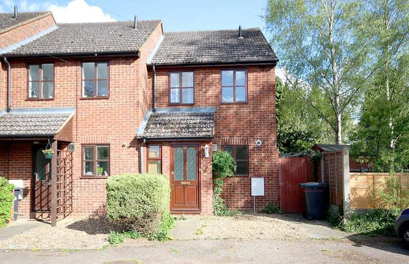 2 Bedrooms End Of Terrace House for sale in London Row, Arlesey, SG15