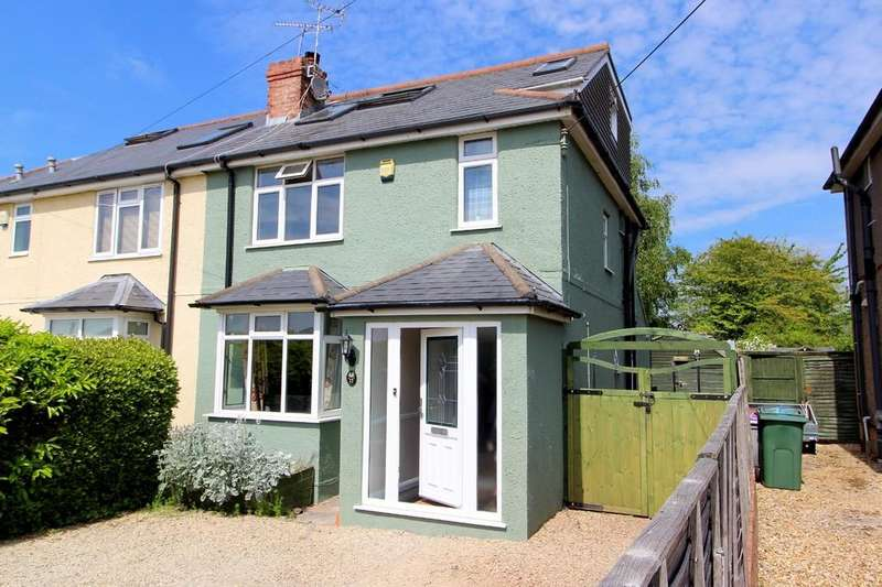 4 Bedrooms Semi Detached House for sale in Dark Lane, Backwell