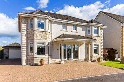 4 Bedrooms Detached House for sale in Andrew Baxter Avenue, Ashgill