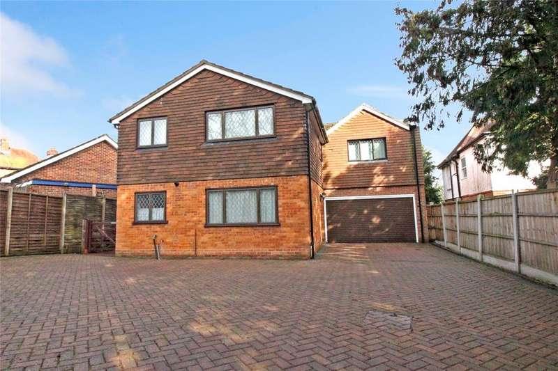 5 Bedrooms Detached House for sale in Loddon Bridge Road, Woodley, Reading, Berkshire, RG5