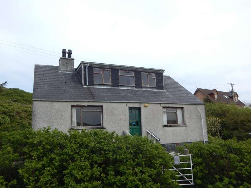 4 Bedrooms Detached House for sale in Garrygall, Castlebay, Isle of Barra HS9