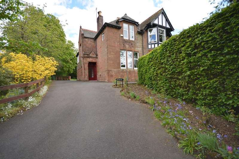 4 Bedrooms Detached Villa House for sale in Clockston Road, Galston, KA4