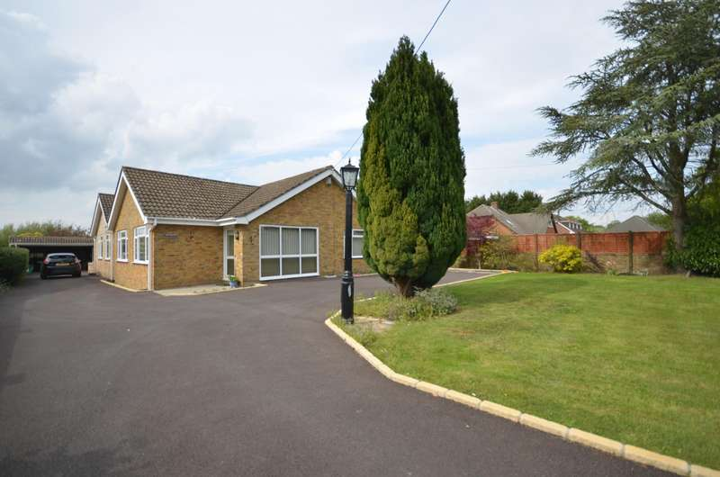 3 Bedrooms Detached Bungalow for sale in Curdridge, Southampton, SO32