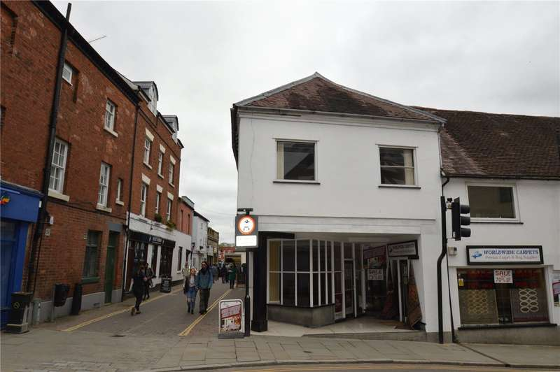 1 Bedroom House for sale in 17 Tower Street, Ludlow, Shropshire, SY8