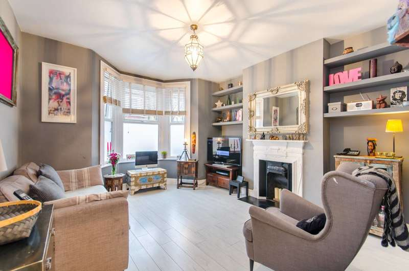 2 Bedrooms Flat for sale in Burns Road, Harlesden, NW10