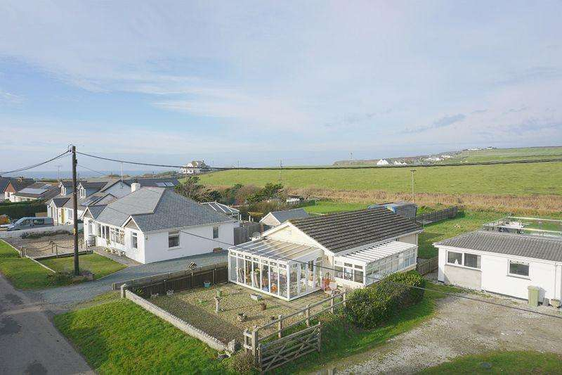 2 Bedrooms Detached Bungalow for sale in Madeira Drive, Widemouth Bay
