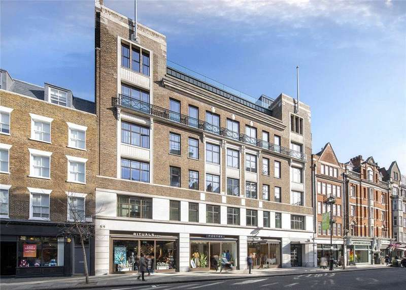 3 Bedrooms Apartment Flat for sale in The Luxborough, The W1, Marylebone High Street, London