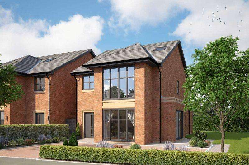 4 Bedrooms Detached House for sale in The Orchard, Cheadle Hulme