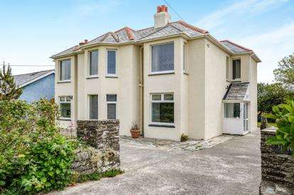 5 Bedrooms Detached House for sale in Delabole, Cornwall