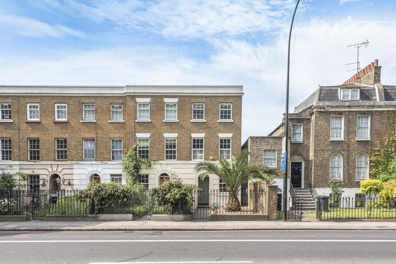 4 Bedrooms Terraced House for sale in Camberwell New Road, Camberwell