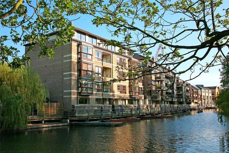 3 Bedrooms Apartment Flat for sale in Beaufort Place, Beaufort Place, Thompsons Lane, Cambridge, CB5