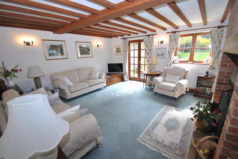 3 Bedrooms Detached House for sale in Great Hormead, Buntingford, SG9 0NT