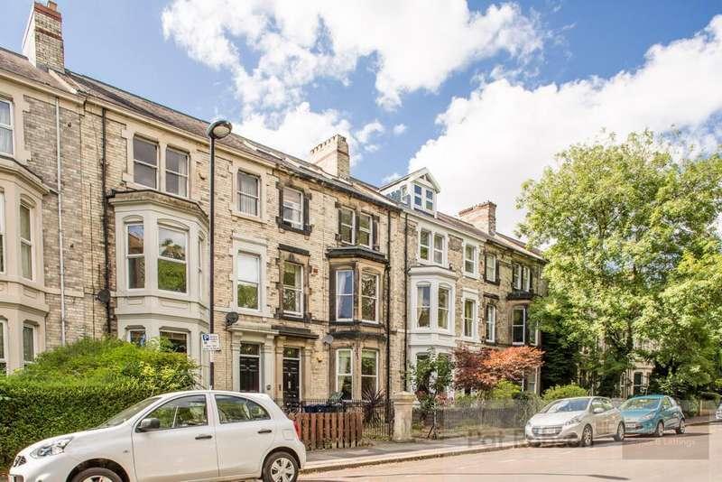 3 Bedrooms Apartment Flat for sale in Eslington Terrace, Jesmond