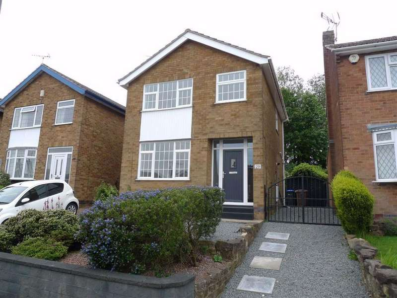3 Bedrooms Detached House for sale in Broadway, Ilkeston, Derbyshire