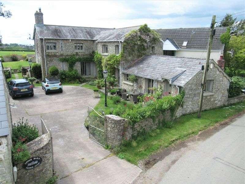 4 Bedrooms Property for sale in Upper Barn, Flemingston