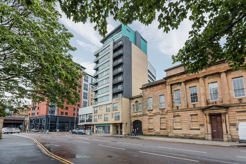 2 Bedrooms Flat for sale in Clyde Street, Glasgow, G1 4NP