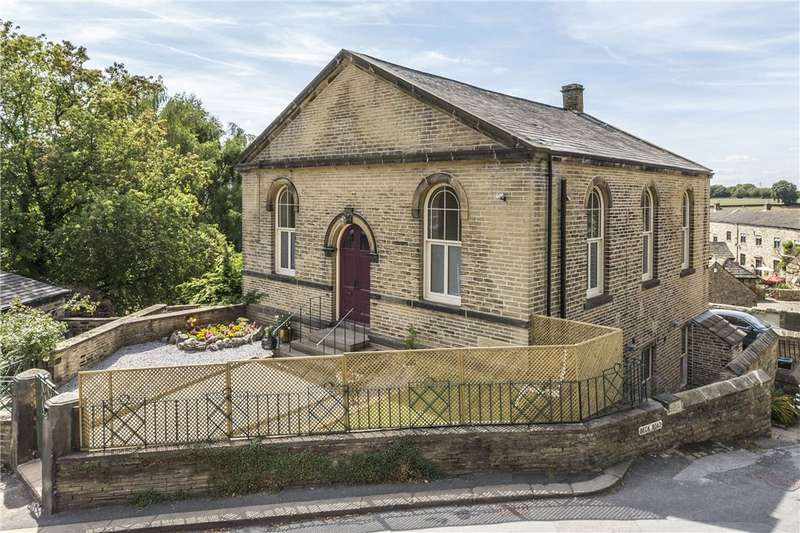4 Bedrooms Unique Property for sale in High House, Micklethwaite, Bingley, West Yorkshire