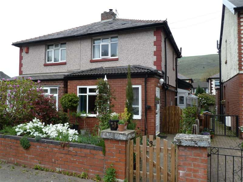 2 Bedrooms Semi Detached House for sale in South Avenue, Greenfield, Saddleworth, OL3